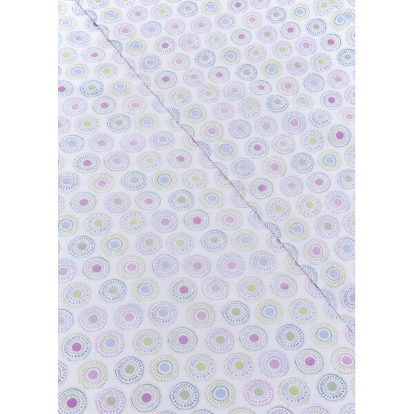 Palette 230 Thread Count 100% Cotton Sheet Set by bluebellgray